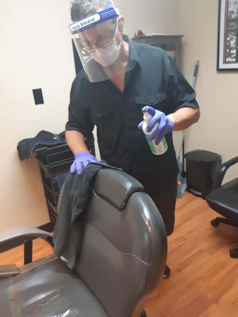 Casey Robazza Disinfecting Natural Choice Hair Replacement